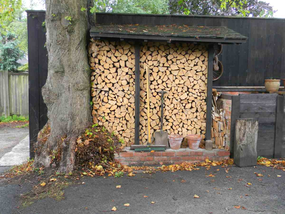 firewood store